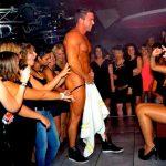 Stripteaseur Nancy Gary